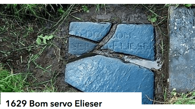 graf van Elieser op Beth Chaim