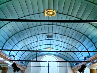 plafond Uilenburgersjoel