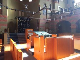 interieur Groninger synagoge
