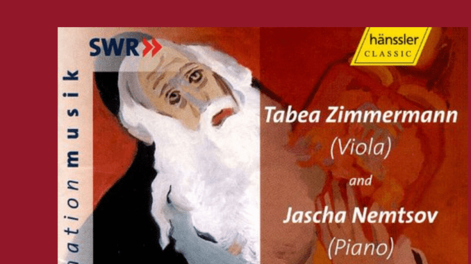 CD Jewish Chamber Music
