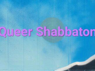 logo Queer Shabbaton