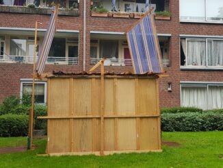 Loofhut Amsterdam 2020