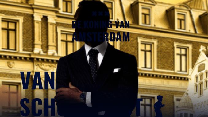 poster van De Koning van Amsterdam