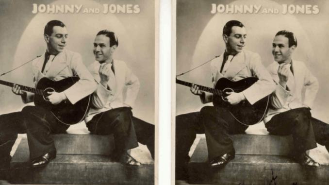 Johnny and Jones artiestenportret
